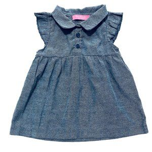 Isaac Mizrahi Chambray Dress